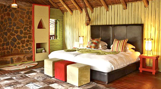 Jaci's Tree Lodge - Madikwe Game Reserve - Luxurious Suites