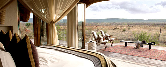 Madikwe Hills Private Game Lodge - Madikwe Game Reserve - Suite View