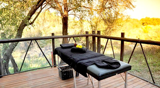 Madikwe River Lodge - Spa Treatments