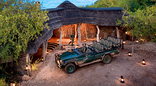 Madikwe Safari Lodge - Madikwe Game Reserve