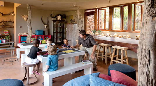 Children Play Room - Madikwe Safari Lodge - Madikwe Game Reserve
