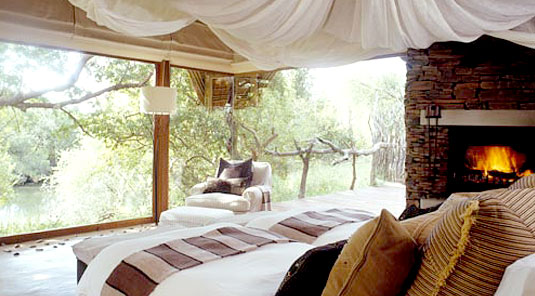Madikwe Game Reserve - Makanyane Safari Lodge - Suite View